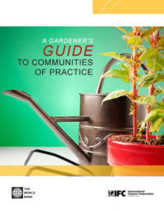 Gardeners' Guide to Communities of Practice