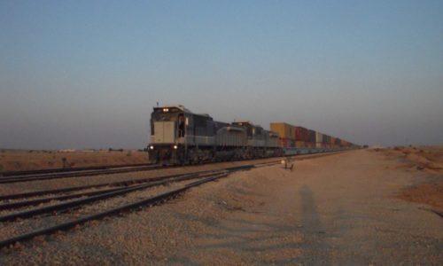 SAUDI RAILWAYS ORGANIZATION FREIGHT MARKET STUDY