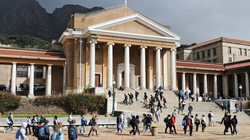 University of Capetown, South Africa
